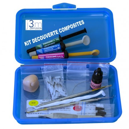 KIT DECOUVERTE COMPOSITES